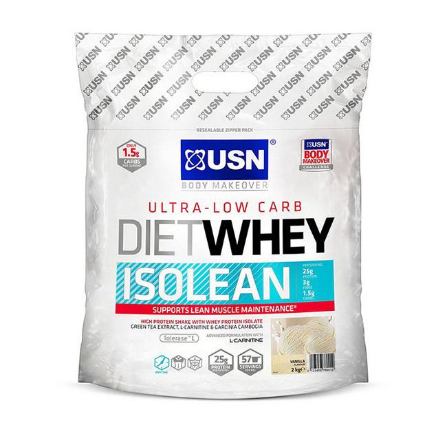 Diet Whey Isolean (2 kg) USN
