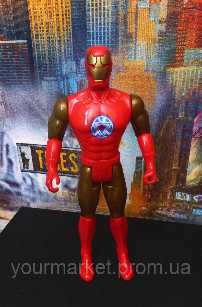 Игровая фигурка герой Железный человек Iron Man Мстители Avengers RPC (1572), фото 1