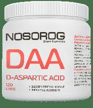 NOSOROG Nutrition DAA 120 caps