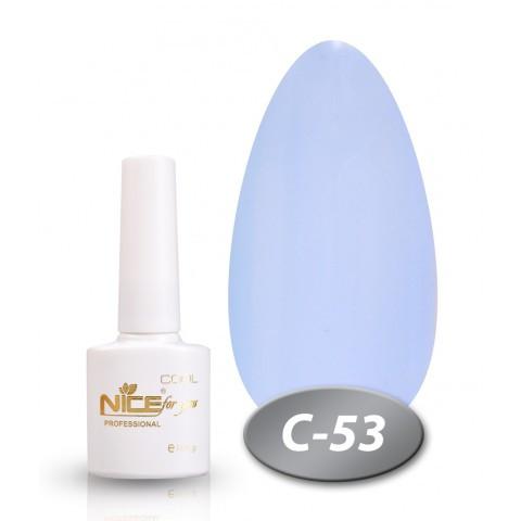Гель-лак Nice for you Professional 8,5 ml №С53