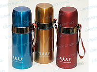 T125 ТЕРМОС 350 МЛ, Компактный термос, Термос из нержавеющей стали, Питьевой термос, Термос для напитков 350мл