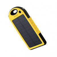 Solar Power Bank LED 25000mAh, Солнечное зарядное устройство 25000 mAh, Портативная солнечная зарядка