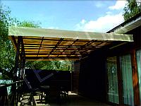 """Прозорі м""""які ПВХ вікна для літніх кафе, альтанок і терас"""