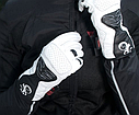 Мотоперчатки женские Shima Caldera (Black), фото 3