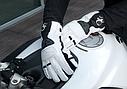 Мотоперчатки женские Shima Caldera (Black), фото 5