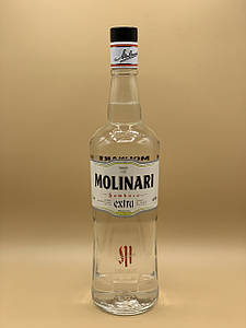 Самбука Molinari Extra Молинари Экстра 1л