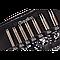 ChiaoGoo Набор съемных стальных спиц Twist 13 см [Small], фото 3