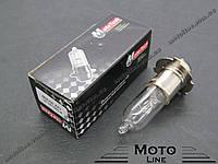 Лампа фары Yamaha Jog SA-16/36J/39J (12V40/40) Mototech