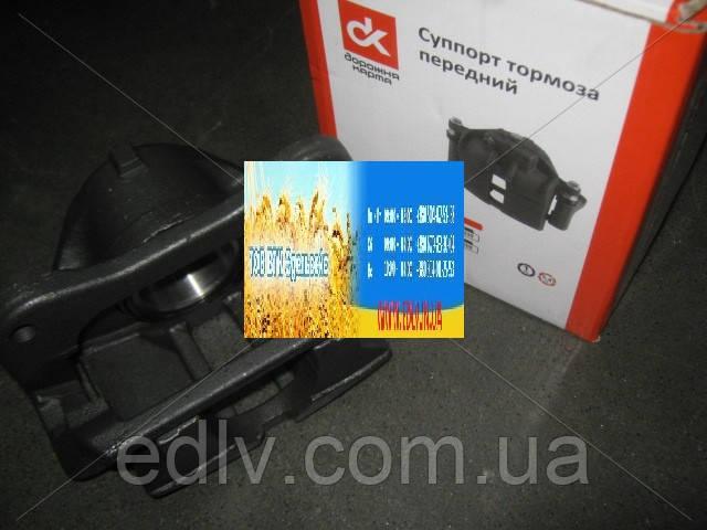 Суппорт тормозной передний ГАЗ 3302,2217 левый без колодок  3302-3501137