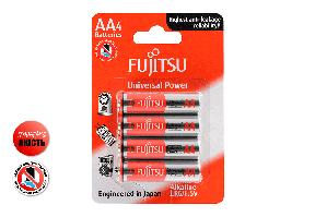 Щелочная батарейка FUJITSU Alkaline Universal Power