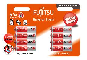 Лужна батарейка FUJITSU Alkaline Universal Power