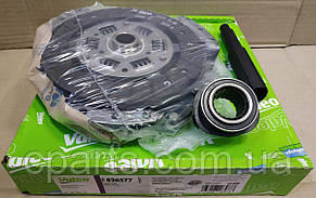 Комплект сцепления Dacia Solenza 1.4 (Valeo 826577)(высокое качество)