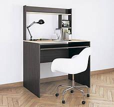 Стол письменный с надстройкой Люкс 2, фото 2