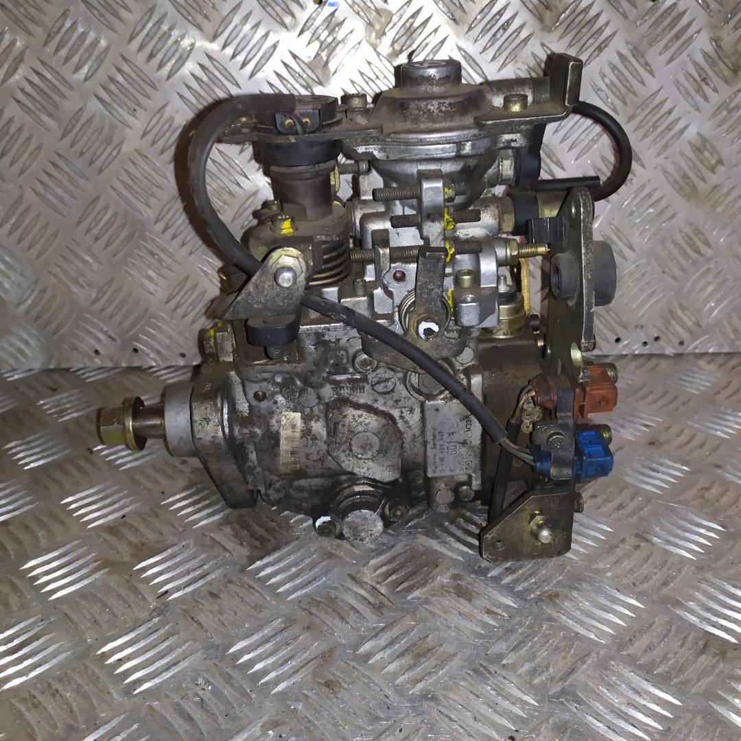 ТНВД Fiat Scudo, Peugeot Expert 1.9 TD 0460494447. Паливний насос високого тиску Bosch.