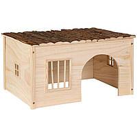 Будиночок для гризунів (з деревини) (в асортименті), фото 1