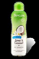 Шампунь TropiClean Lime&Coconut 355 мл