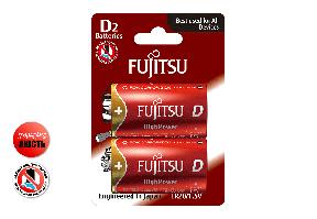 Лужна батарейка FUJITSU 2шт