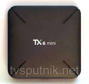 Android приставка TX-6 mini 2/16G Smart TV Box (Allwinner H6, Android 9.0)