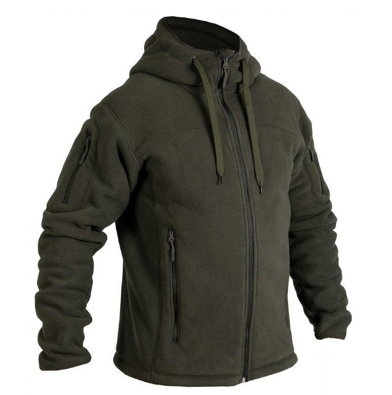 Куртка Флисовая Viking Olive
