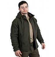Куртка Флисовая Viking Olive, фото 2