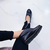 Кожаные ботинки осень, фото 3