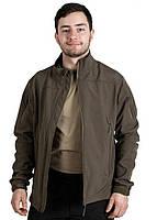 Куртка Soft Shell Intruder Olive, фото 2