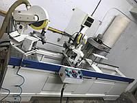 Двухголовочный станок Toskar Woodmaster 300 бу для изготовления рамочных фасадов, фото 1