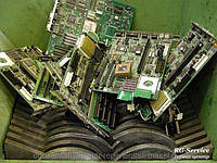 Утилизация оргтехники и электронного оборудования