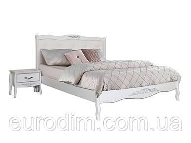 Кровать Александрия 140*200 Белая