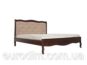 Кровать Александрия 140*200 Орех, фото 3