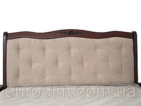 Кровать Александрия 140*200 Орех, фото 2
