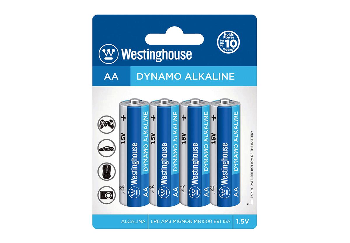 Щелочная батарейка Westinghouse