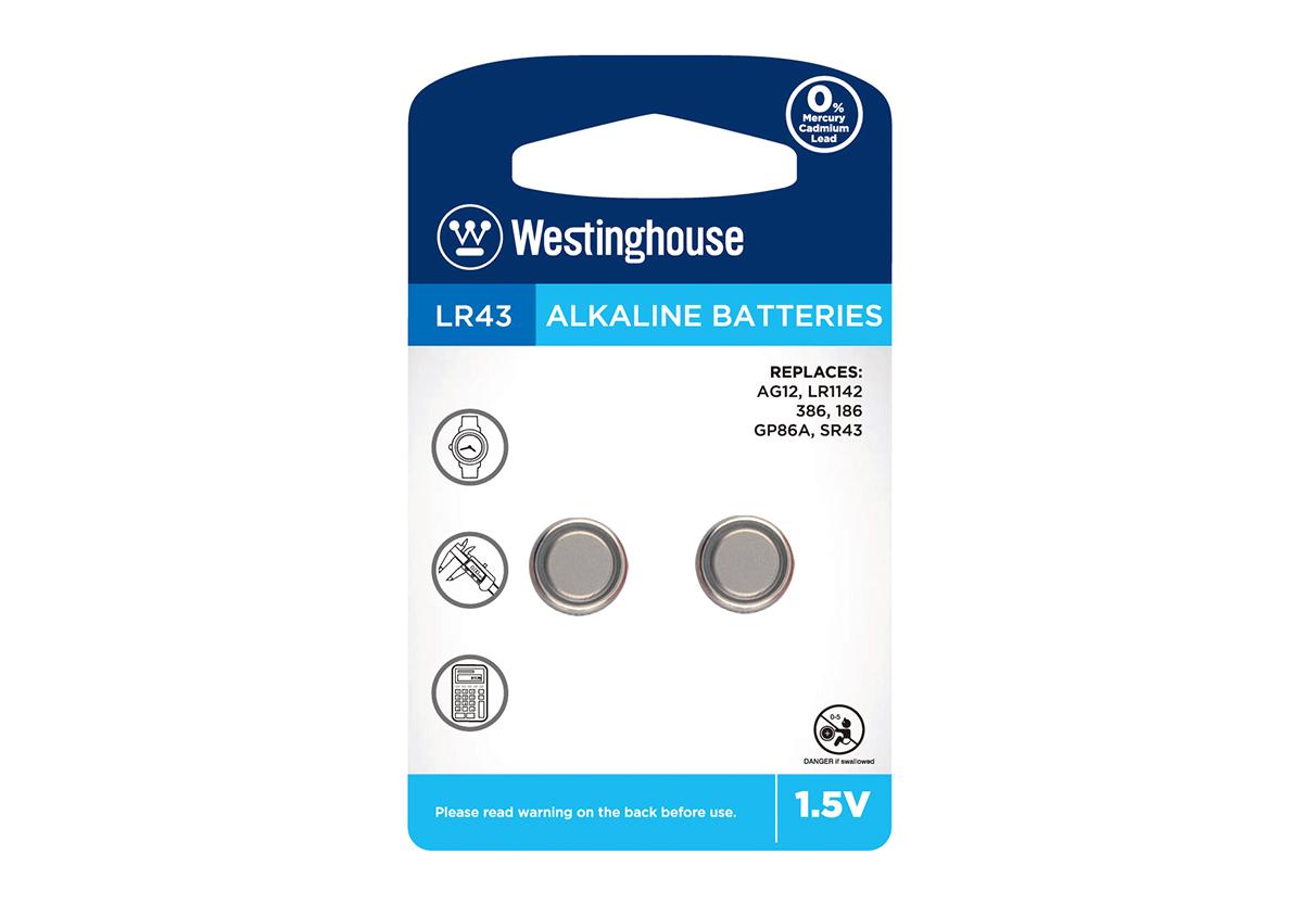 Лужна батарейка Westinghouse