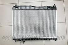 Радиатор охлаждения двигателя новый NRF Ford Fiesta 1.4 1.6 2008-2016