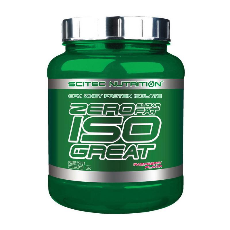 Протеин Изолят Zero ISO Great (900 g) Scitec Nutrition