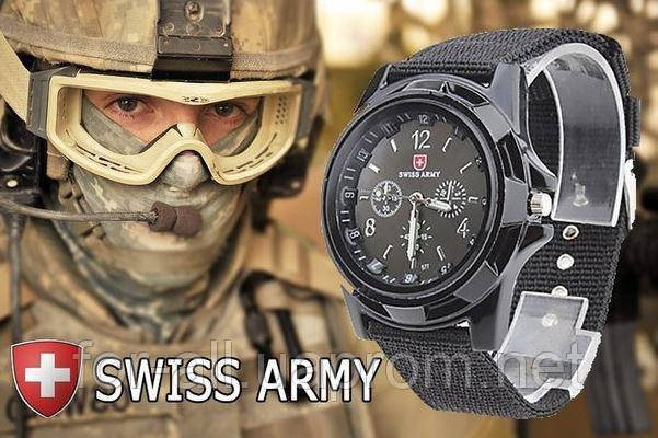 Фото мужские часы Swiss Army