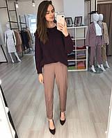 Модный вязаный женский свитер, BK - 24, фото 1