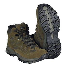 Ботинки Mil-Tec Trooper SQUAD 5 дюймов Olive