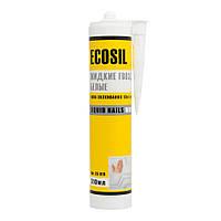 Монтажный клей (жидкие гвозди) Ecosil белые 310 мл
