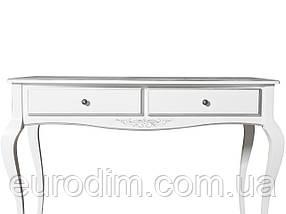 Туалетный стол Александрия Белый, фото 3