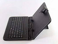 Чехол для планшета KEYBOARD 7 black micro, Чехол для 7-ми дюймового планшета, Чехол- клавиатура