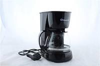 Кофеварка MS 0707, Капельная кофеварка, Кофеварка 650 Вт, Простая кофеварка, Механическое управление кофеварка