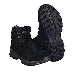 Ботинки Mil-Tec Trooper SQUAD 5 дюймов Black