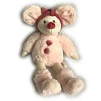 """Детская мягкая игрушка мышка  """"Anna - Mouse"""", 25 см"""
