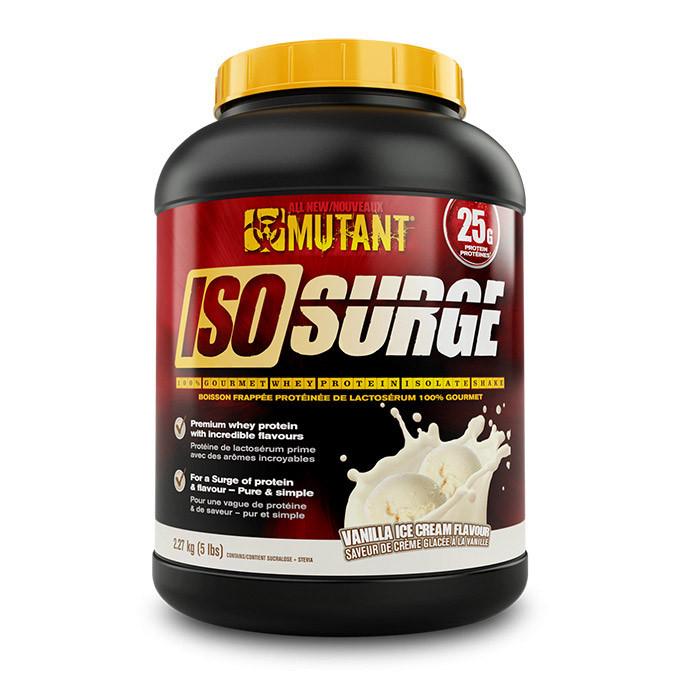 Протеин Изолят Iso Surge (2,27 kg) PVL