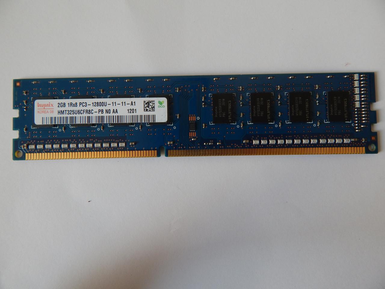 Оперативная память ОЗУ RAM 2GB, DDR 3 Samsung