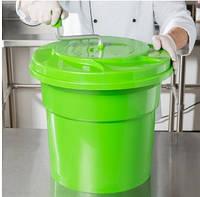 Ведро 32x43.5 см для сушки зелени 12 л S338, фото 1
