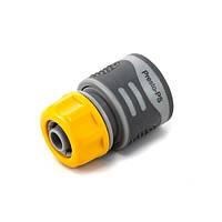 Коннектор Presto-PS для шланга 1/2 дюйма без аквастопа серия Soft-Touch 4111T