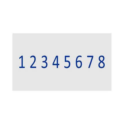 Нумератор 5мм, 8-ми разрядный, Trodat 5558 professional, фото 2