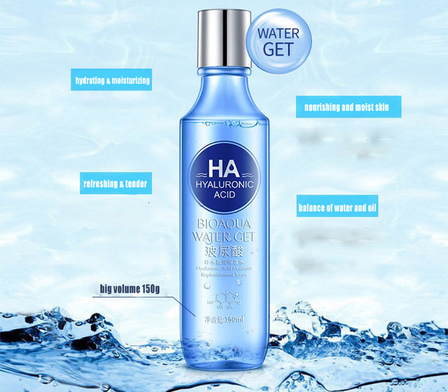 BIOAQUA Water Get Hyaluronic Acid Toner